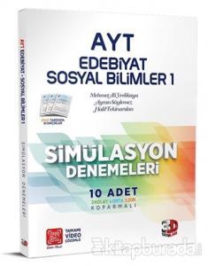 AYT Edebiyat Sosyal Bilimler 1 Simülasyon Denemeler
