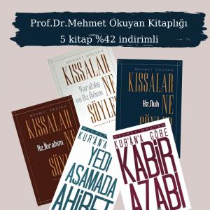 Mehmet Okuyan Kitaplığı 5 kitap Özel Fiyat