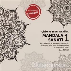 Çizim ve Teknikleri İle Mandala Sanatı 1