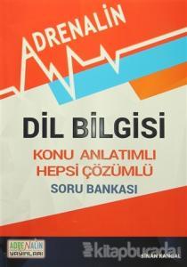 Dil Bilgisi Konu Anlatımlı Hepsi Çözümlü Soru Bankası