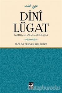Dini Lügat (Ciltli)