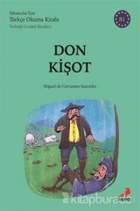 Don Kişot (B1 Türkish Graded Readers)