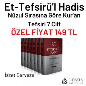 Et-Tefsirü'l Hadis