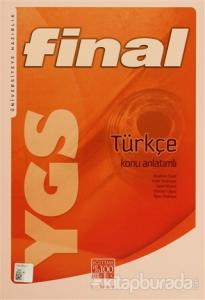 Final YGS Türkçe Konu Anlatımlı Soru Bankası