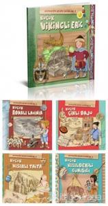 Geçmişten Gelen Çocuklar Serisi (5 Kitap Takım)