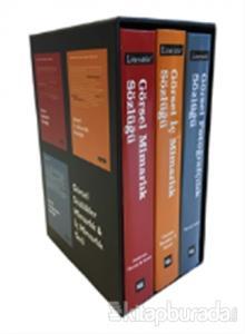 Görsel Sözlükler Mimarlık ve İç Mimarlık Seti (3 Kitap Kutulu) (Ciltli)