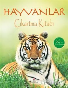 Hayvanlar - Çıkartma Kitabı