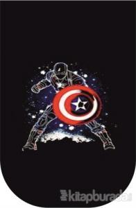 Kaptan Amerika - Ayraç