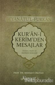 Kur'an-ı Kerim'den Mesajlar (5 Cilt Takım)