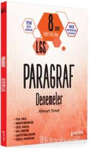 LGS 8. Sınıf Paragraf Denemeler