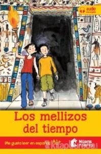 Los Mellizos Del Tiempo +Audio Descargable A1+ (Me Gusta Leer En Espanol!)