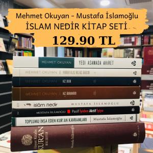 İslam nedir Kitap Seti 8 Kitap