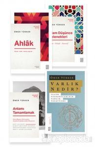 Ömer Türker Seti (Çanta Hediyeli 4 Kitap Takım)