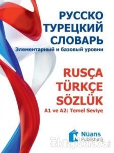 Rusça - Türkçe Sözlük