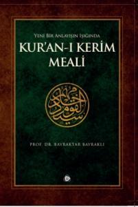 Yeni Bir Anlayışın Işığında Kur'an-ı Kerim Meali ( Karton Kapak Arapça Metinli )