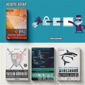 Siber Güvenlik ve Eğitim Seti (3 Kitap Takım)