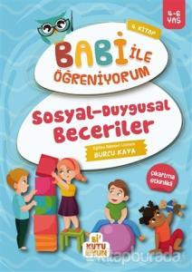 Sosyal-Duygusal Beceriler - Babi İle Öğreniyorum 4. Kitap