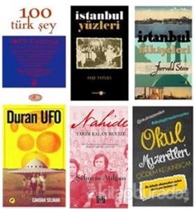 Türkiye Seti (6 Kitap Takım)