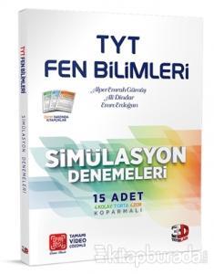 TYT Fen Bilimleri Simülasyon Denemeleri 15'li