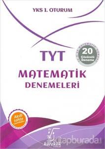 TYT Matematik Denemeleri 20 Çözümlü Deneme YKS 1. Oturum