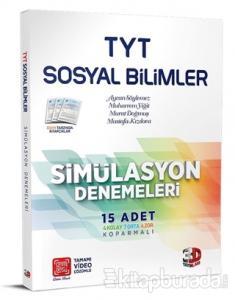 TYT Sosyal Bilimler Simülasyon Denemeleri 15'li
