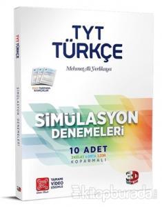 TYT Türkçe Simülasyon Denemeleri 10'lu