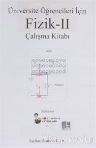 Üniversite Öğrencileri İçin Fizik 2 Çalışma Kitabı