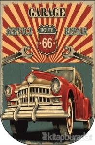 Vintage Car - Ayraç