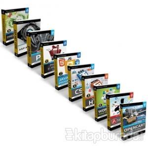 Web Tasarım Seti - 3 (10 Kitap Takım)