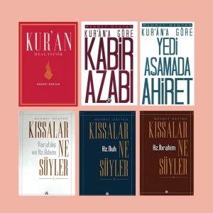 Mehmet Okuyan Kitaplığı 6 Kitap Takım