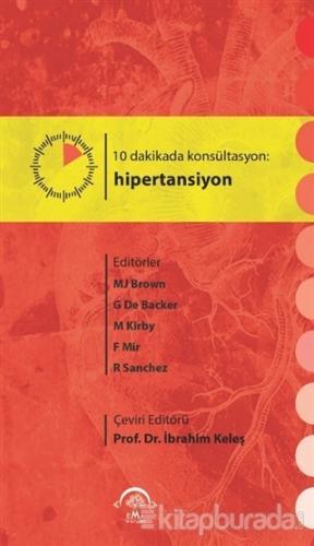 10 Dakikada Konsültasyon Hipertansiyon