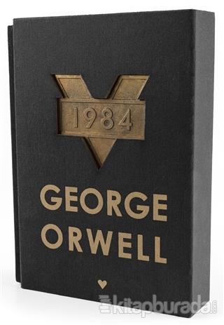 1984 (Siyah Kutulu Özel Baskı) (Ciltli)