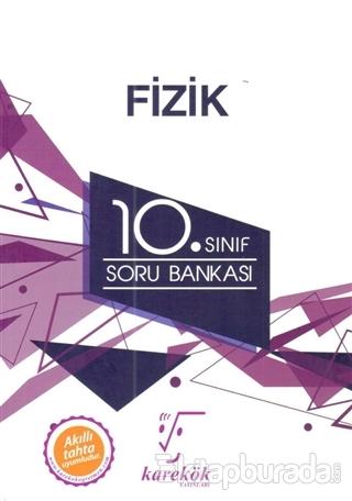 2018 10. Sınıf Fizik Soru Bankası