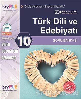2018 10. Sınıf Türk Dili ve Edebiyatı Soru Bankası