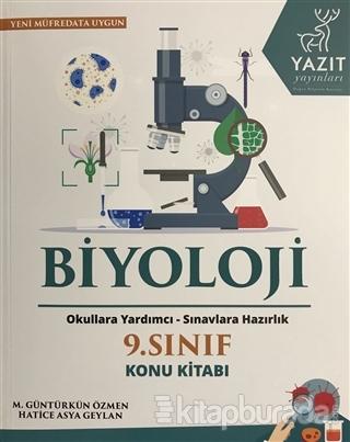 2019 9. Sınıf Biyoloji Konu Kitabı