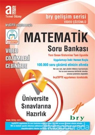 2019 A Serisi Matematik Soru Bankası Temel Düzey Kollektif