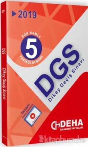 2019 DGS Son Hamle 5 Fasikül Deneme
