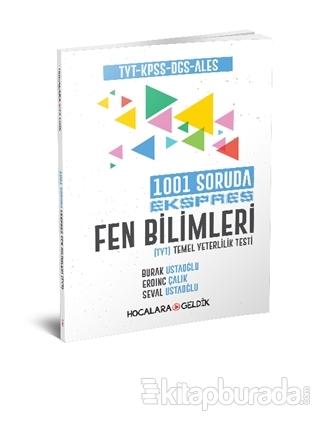 2019 TYT KPSS DGS ALES 1001 Soruda Ekspres Fen Bilimleri Seval Ustaoğl