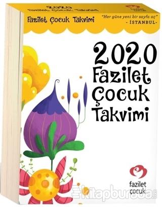 2020 Fazilet Çocuk Takvimi