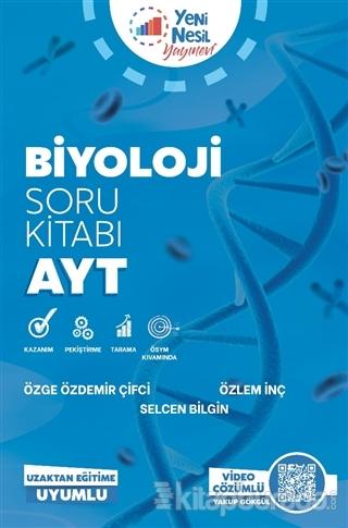 2021 AYT Biyoloji Soru Kitabı
