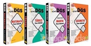 2021 DGS Konu Anlatımlı 4'lü Set