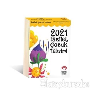 2021 Fazilet Çocuk Takvimi Kolektif