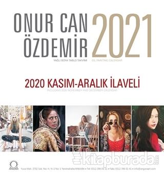 2021 Onur Can Özdemir Masa Takvimi Kolektif