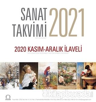 2021 Sanat Masa Takvimi Kolektif