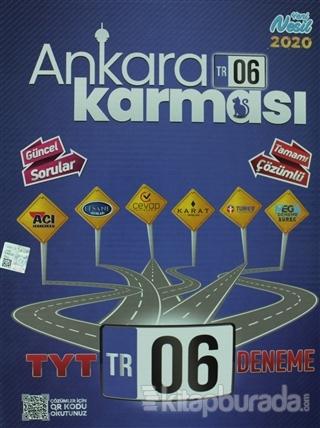 2021 TYT 06 Ankara Karması Deneme