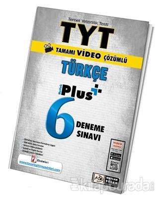 2021 TYT Türkçe 6 Plus Video Çözümlü Deneme