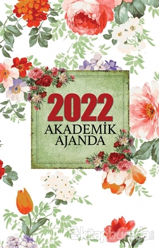 2022 Akademik Ajanda – Beyaz Düş