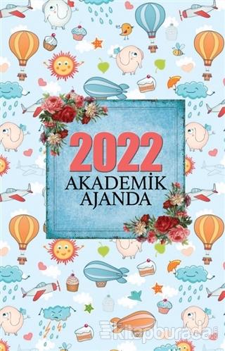 2022 Akademik Ajanda - Gökyüzü