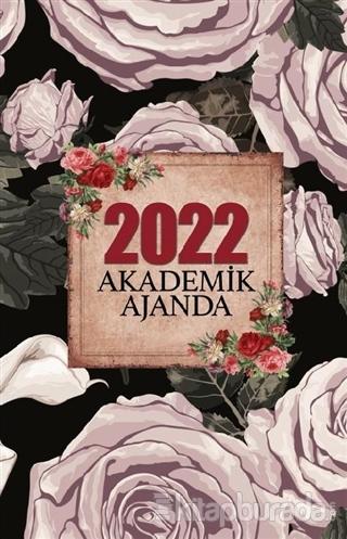 2022 Akademik Ajanda – Kara Gül