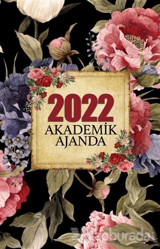 2022 Akademik Ajanda – Retro